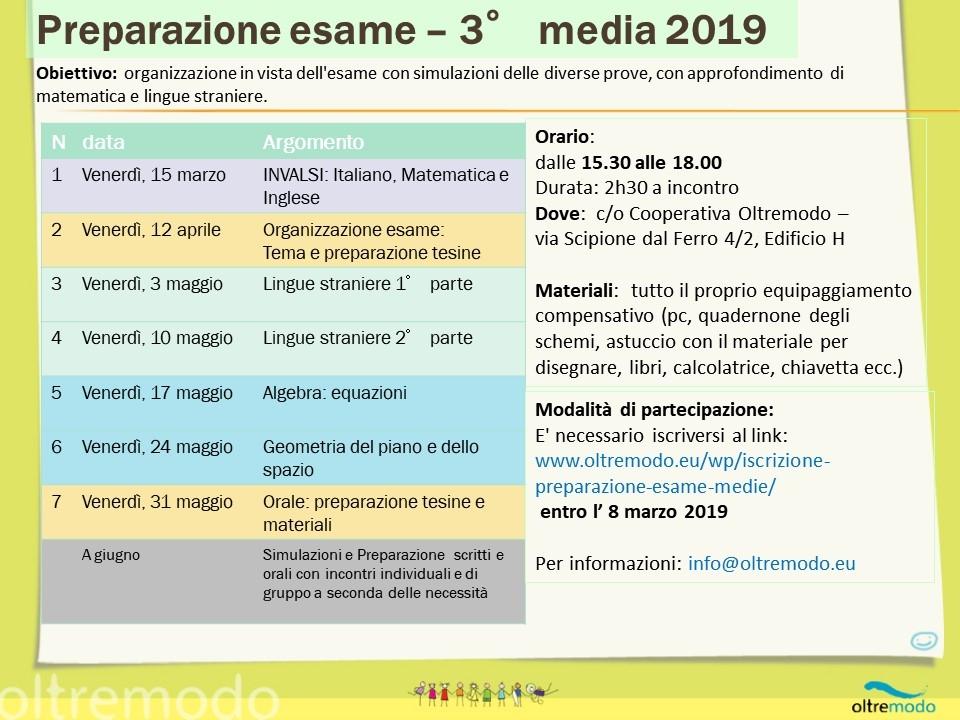 OLTRE-preparazione-esame-2019